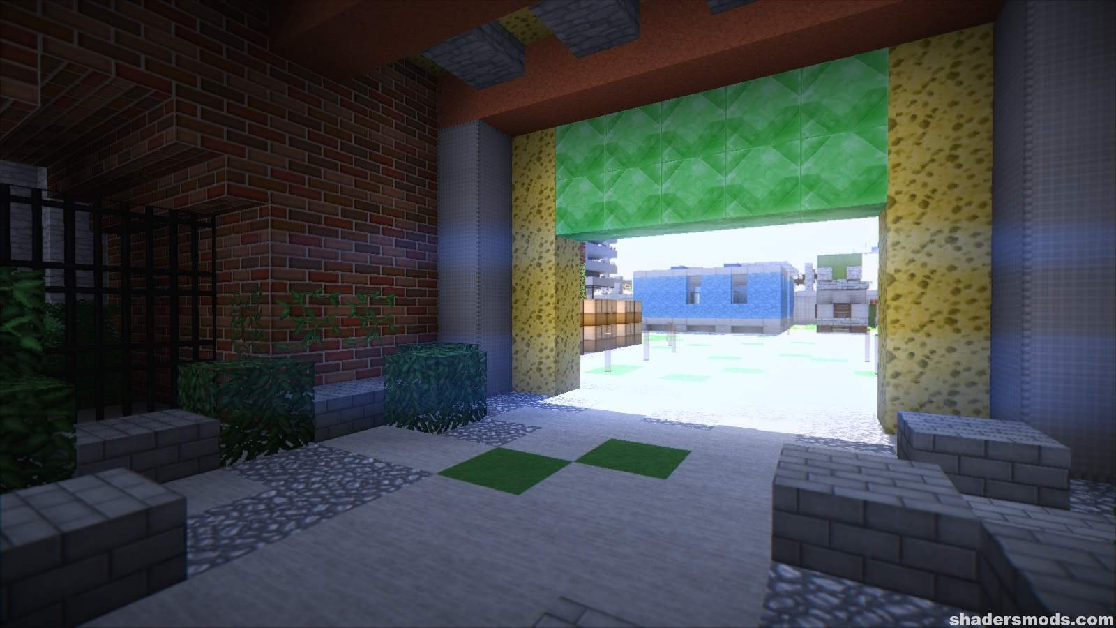 kuda-shaders-minecraft